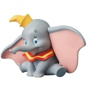 PREORDER - Medicom UDF Disney Series 8 Dumbo Ultra Detail Figure (gray)