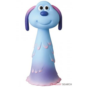 PREORDER - Medicom UDF A Shaun the Sheep Movie Farmageddon Lu-La Figure (blue)