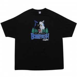Bobby Fresh Straight Wolves Tee (black)