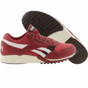Reebok Men Racer X Premium (tri red / soap / earth)