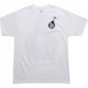 Bobby Fresh x DXC Spy vs Spy Tee (white)