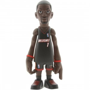 MINDstyle x CoolRain Chris Bosh NBA Collector Series 2 Figure (black)