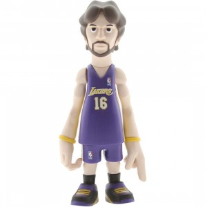 MINDstyle x CoolRain Pau Gasol NBA Collector Series 2 Figure (purple)