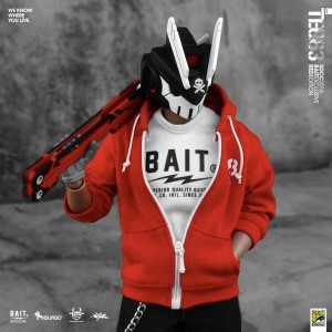 BAIT Exclusive x Quiccs x Deviltoys The TEQ63 Limited Edition 200 (red)