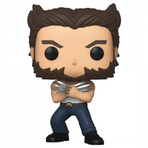 Funko POP Marvel 20th Anniversary Wolverine In Tank Top (tan)