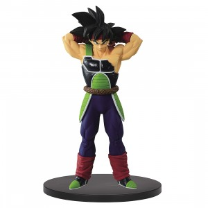 Banpresto Dragon Ball Z Creator x Creator Bardock Ver. A Figure (purple)