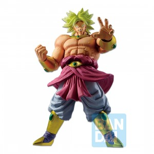 PREORDER - Bandai Ichibansho Dragon Ball Vs Omnibus Z Legendary Super Saiyan Broly Figure (red)