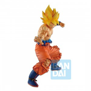 PREORDER - Bandai Ichibansho Dragon Ball Vs Omnibus Z Super Saiyan Son Goku Figure (orange)