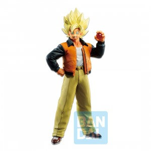 PREORDER - Bandai Ichibansho Dragon Ball Vs Omnibus Z Son Goku Figure (orange)