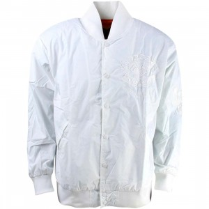 UNDRCRWN Sox Jacket (white / multi)