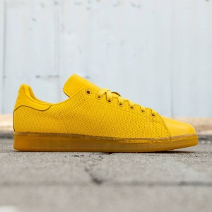 Adidas Men Stan Smith Adicolor (yellow / eqtyel)