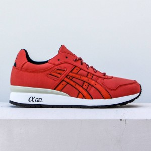 Asics Tiger Men GT-II (orange / chili)