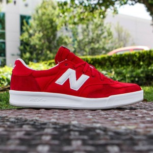 New Balance Men 300 Towel CRT300ID (red)