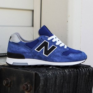 New Balance Men 1400 Explore by Air M1400CBY - Made In USA (blue / black)