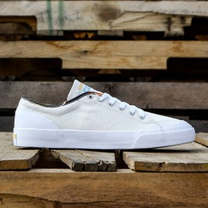 Converse Men Sumner Ox (gray / parchment / white / black)