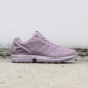 Adidas Women ZX Flux (purple / blast purple)