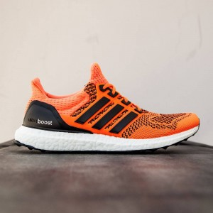 Adidas Men Ultra Boost (orange / solar orange / core black / solar yellow)