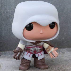 Funko POP Games Assassin's Creed - Ezio (gray)