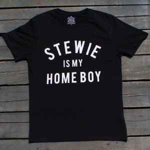 Eleven Paris x Family Guy Men Stewie Is My Homeboy Tee (black)