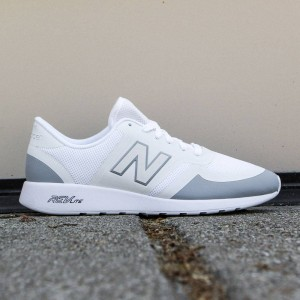 New Balance Men 420 Re-Engineered 70s Running MRL420WG (white / grey)