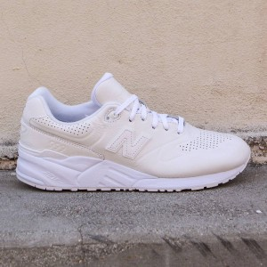 New Balance Men 999 Deconstructed 90s Running Leather MRL999AH (white)