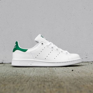 Adidas Big Kids Stan Smith (white / ftwwht / green)
