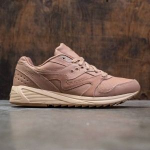 Saucony Men Grid 8000 CL - Veg Tan (brown / tan)