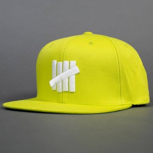 Undefeated 5 Strike Summer Cap (green)