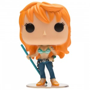 Funko POP Animation One Piece - Nami (orange)