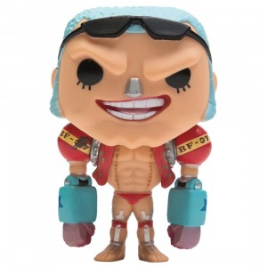 Funko POP Animation One Piece - Franky (blue)