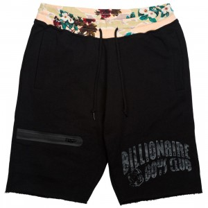 Billionaire Boys Club Men Symbol Sweatshorts (black)