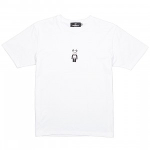 Medicom x Freemasonry x Fragment Design Men Be@rtee Tee (white)