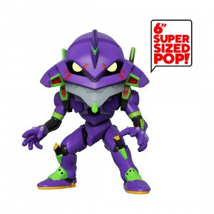 PREORDER - Funko POP Animation Evangelion Eva Unit 01 6 Inch Figure (purple)