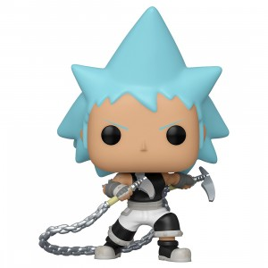 PREORDER - Funko POP Animation Soul Eater - Black Star (blue)