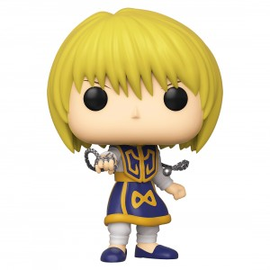 Funko POP Animation Hunter x Hunter - Kurapika (yellow)