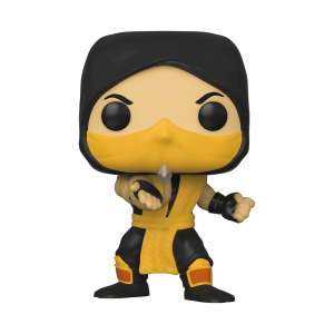 PREORDER - Funko POP Games Mortal Kombat Scorpion (yellow)