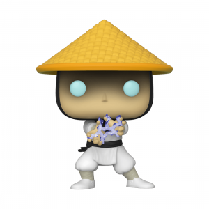 PREORDER - Funko POP Games Mortal Kombat Raiden (white)
