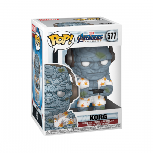 PREORDER - Funko POP Marvel Endgame Gamer Korg (blue)
