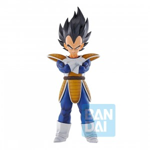 PREORDER - Bandai Ichibansho Dragon Ball World Tournament Super Battle Vegeta Figure (blue)