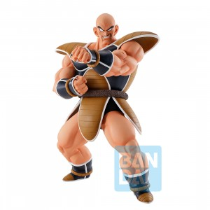 PREORDER - Bandai Ichibansho Dragon Ball World Tournament Super Battle Nappa Figure (brown)