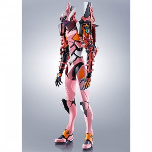 PREORDER - Bandai The Robot Spirits Evangelion 3.0+1.0 Thrice Upon A Time Side Eva  Evangelion Production Model-08y Figure (pink)