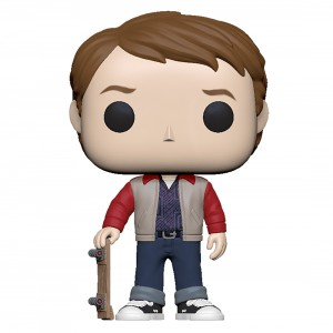PREORDER - Funko POP Movies Back To The Future - Marty 1955 (red)