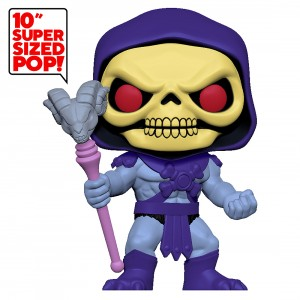 PREORDER - Funko POP Animation Masters of the Universe - 10 Inch Skeletor (purple)