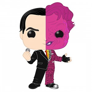 Funko POP Heroes Batman Forever - Two-Face (pink)