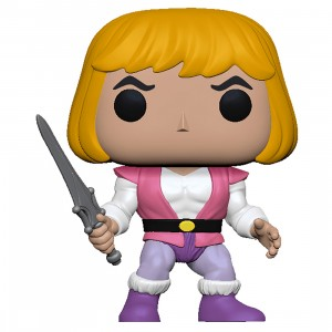 PREORDER - Funko POP Animation Masters of the Universe - Prince Adam (yellow)