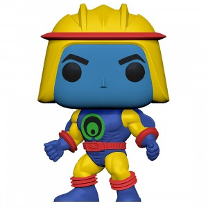 PREORDER - Funko POP Animation Masters of the Universe - Sy Klone (blue)