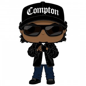 Funko POP Rocks Eazy-E (black)