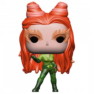 Funko POP Heroes Batman And Robin - Poison Ivy Specialty Series (green)