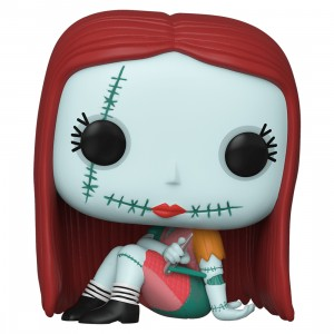 PREORDER - Funko POP Disney Nightmare Before Christmas Sally Sewing (blue)