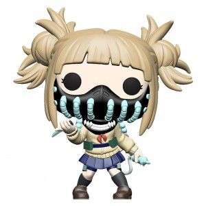 PREORDER - Funko POP Animation My Hero Academia - Himiko Toga With Face Cover (beige)
